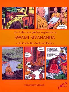 Swami Sivananda - ein Comic für Groß und Klein