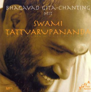 CD Swami Tattvarupananda: Bhagavad Gita Chanting