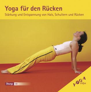 CD Yoga für den Rücken