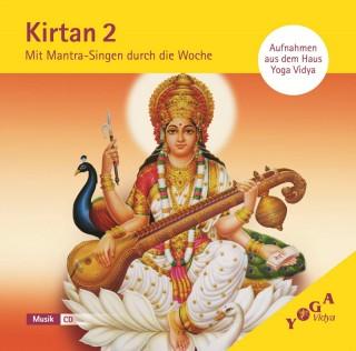 CD Kirtan 2: Kirtanlieder zum Mitsingen