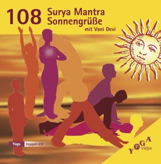 Doppel-CD 108 Surya Mantra Sonnengrüsse