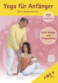 DVD Yoga für Anfänger ohne Vorkenntnisse