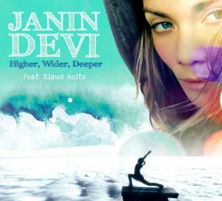 CD Janin Devi: Higher, Wider, Deeper