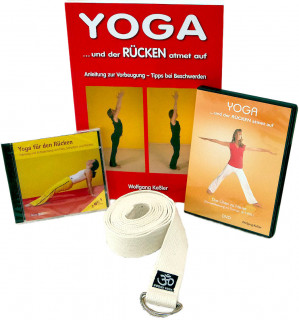 "Yoga-Set ""Rücken"""