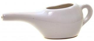 Nasenspülkännchen aus Keramik ~ 0,2 l