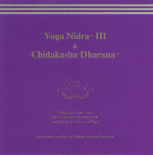 CD Yoga Nidra III