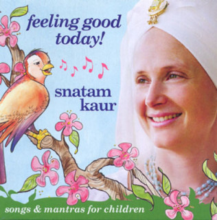 CD Snatam Kaur: Feeling good today