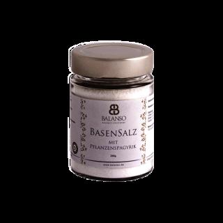 Basisches Salz mit Pflanzenspagyrik - 200g
