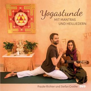 DVD Yogastunde mit Frauke & Stefan