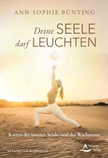 Deine Seele darf leuchten - Kartenset von Ann-Sophie Bünting
