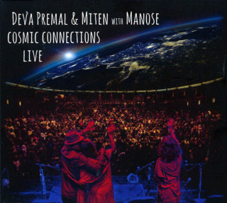 CD Deva Premal & Miten: Cosmic Connections Live