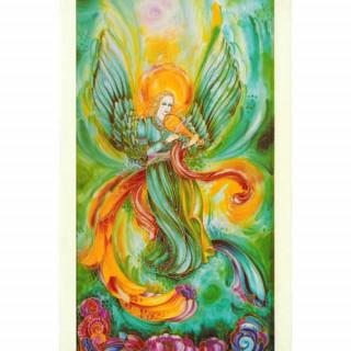 Engelkarte-Heilungsengel
