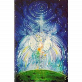 Engelkarte- Himmlische Gabe