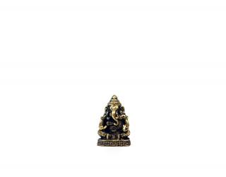 Reisemurti Ganesha 3 cm, Messing