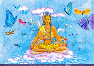 Shakti Poster: Sat Chit Ananda