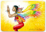 Shakti Card, Child of the Sun