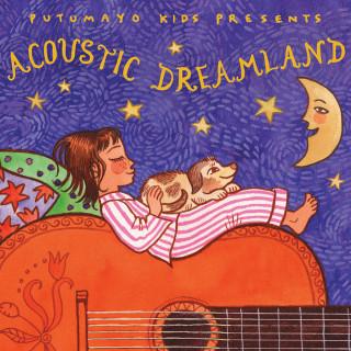 CD Putumayo: Acoustic Dreamland