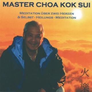CD Meditation über zwei Herzen von Master Choa Kok Sui