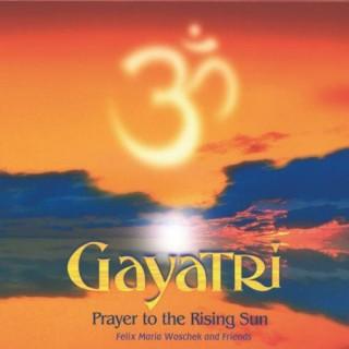 CD Gayatri - Prayer to the Rising Sun von Felix Maria Woschek
