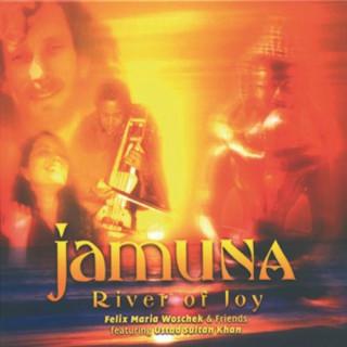 CD Jamuna - River of Joy von Felix Maria Woschek