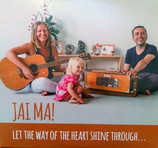 CD Jai Ma! von Radhika Stegenbruk & Maik Piorek