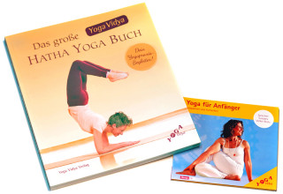 "Jubiläums-Set ""Yoga Vidya Hatha Yoga Buch"""