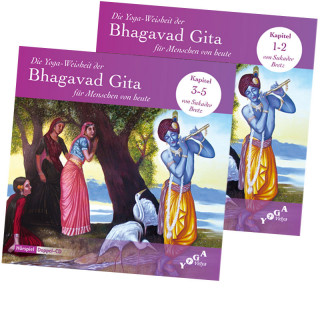 CD Hörspiel: Die Yoga-Weisheit der Bhagavad Gita