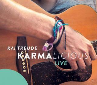 CD Kai Treude: Karmalicious Live