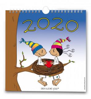 Der kleine Yogi ~ Wandkalender 2020