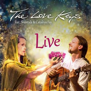 CD The Love Keys: Live