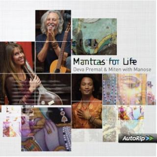 CD Deva Premal & Miten: Mantras for Life