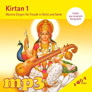 mp3 Kirtan 1: Freude in Geist und Seele
