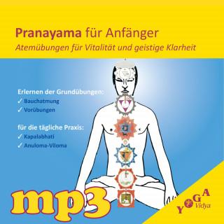 mp3 Pranayama für Anfänger