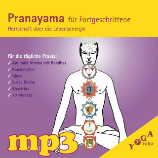 mp3 Pranayama für Fortgeschrittene