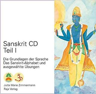 CD Sanskrit lernen ~ Teil 1 von Jutta Marie Zimmermann