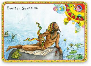 "Shakticard ""Brother Sunshine"""