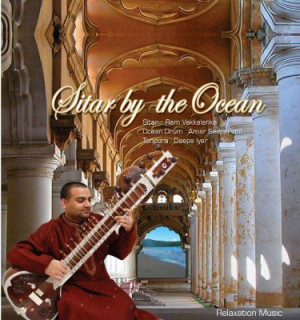 CD von Ram Vakkalanka: Sitar by the Ocean