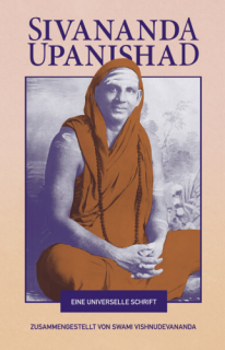 Sivananda Upanishad von Swami Vishnudevananda