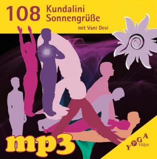 mp3 Download 108 Kundalini Sonnengrüße mit Vani Devi