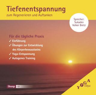 CD Tiefenentspannung: Regenerieren und Auftanken