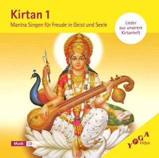 CD Kirtan 1: Freude in Geist und Seele