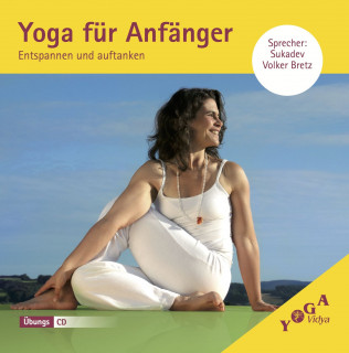 CD Yoga für Anfänger ~ entspannen und auftanken