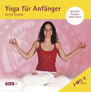 CD Yoga für Anfänger - sanfte Stunde