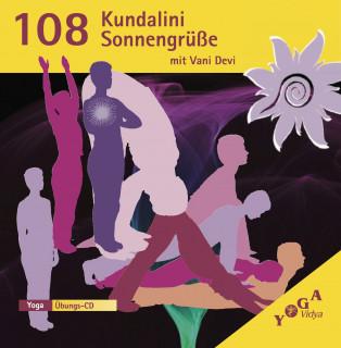 CD 108 Kundalini Sonnengrüsse