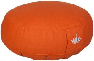 "Meditationskissen ""Lotus"" orange"