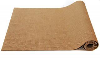 Jute-Yogamatte natur 183 x 60 cm - 4 mm