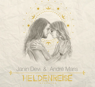 CD Janin Devi & André Maris: Heldenreise