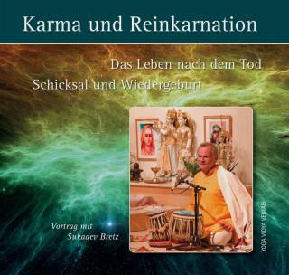 CD Hörbuch von Sukadev: Karma und Reinkarnation