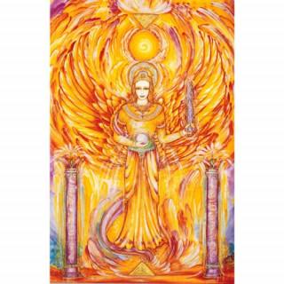 Engelkarte-Erzengel Metatron