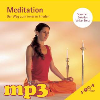 mp3 Download Geführte Meditation: Der Weg zum inneren Frieden